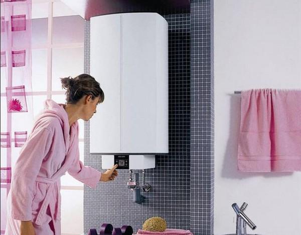 как выбрать водонагреватель накопительный для дачи фото