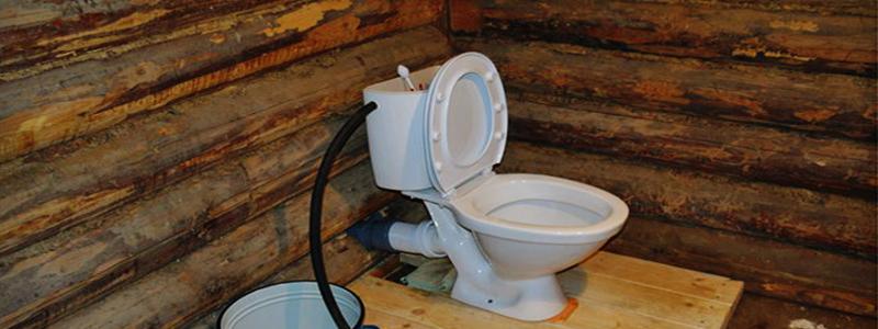 Туалет на даче с выгребной ямой: как сделать своими руками