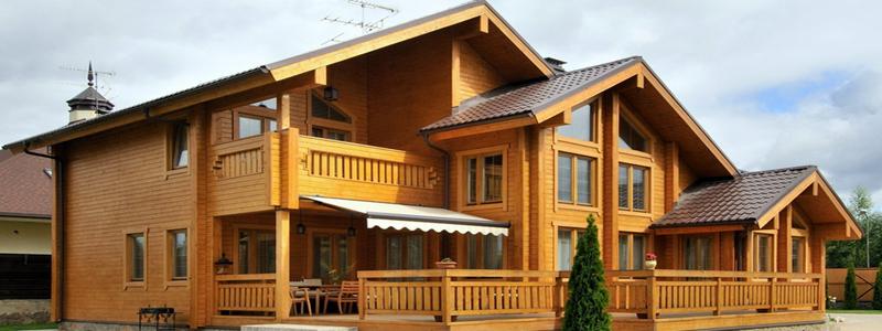 Деревянный дачный домик: самостоятельное строительство сруба