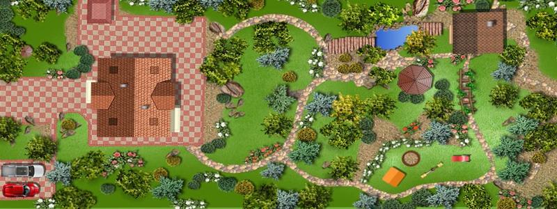 Планировка садового участка: с чего начинается дача