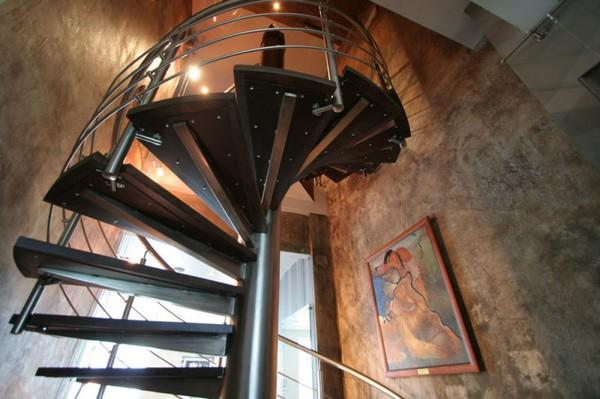 лестница на даче на второй этаж фото