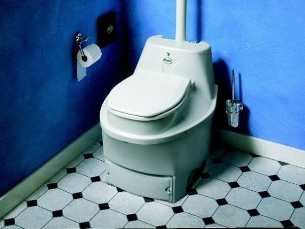 торфяной туалет для дачи фото