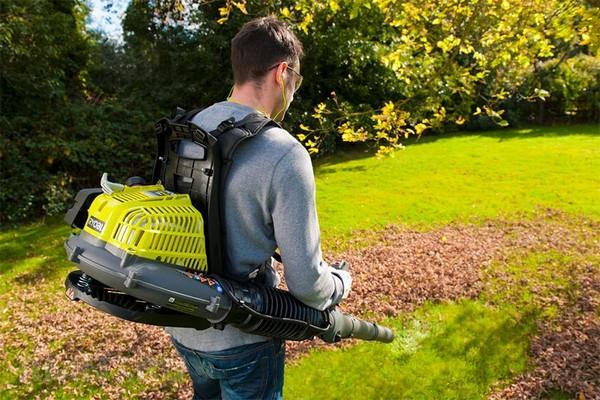 как выбрать садовый пылесос