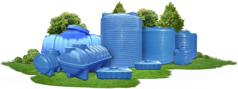 Емкость для воды на дачу: как выбрать, как установить и сделать своими руками