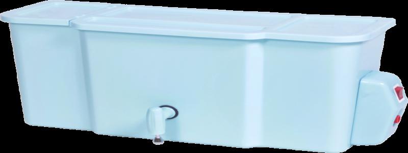 Водонагреватель для дачи наливной с нагревателем: какие бывают и как сделать своими руками