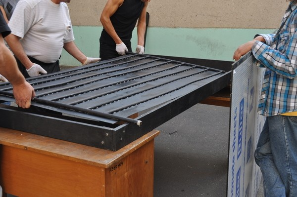 солнечная установка для нагрева воды    фото