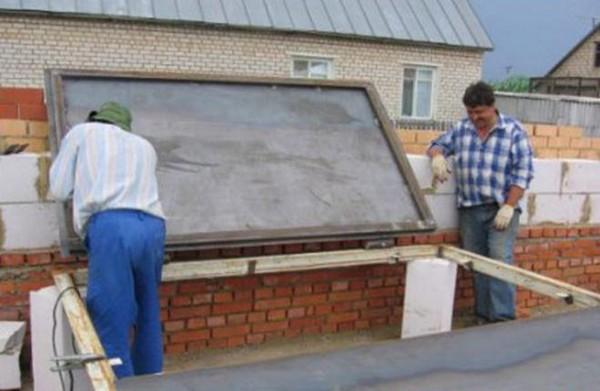 железные ставни на окна для дачи фото