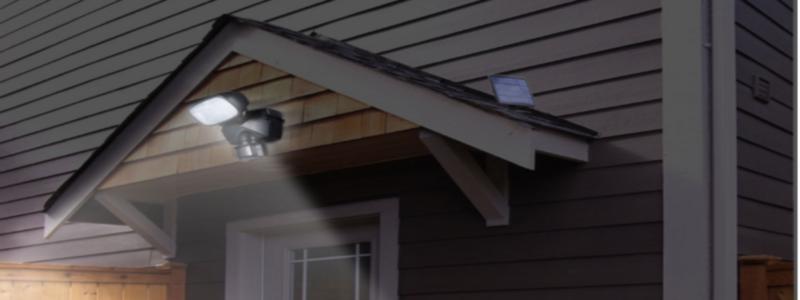 Прожектор с датчиком движения: какой выбрать и как правильно установить