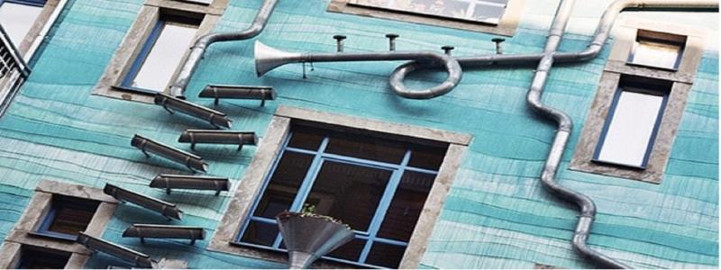Водосток с крыши своими руками: из чего и как сделать