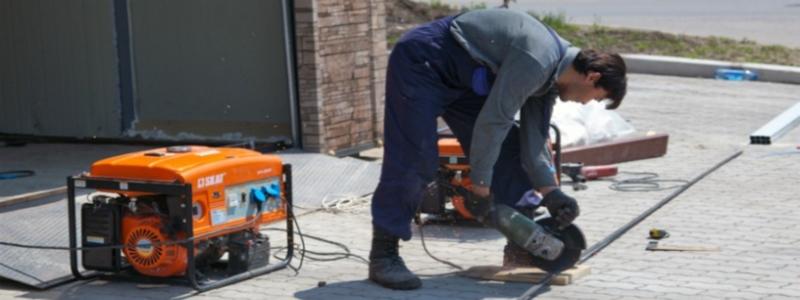 Электрогенератор бензиновый: какой выбрать для дачи