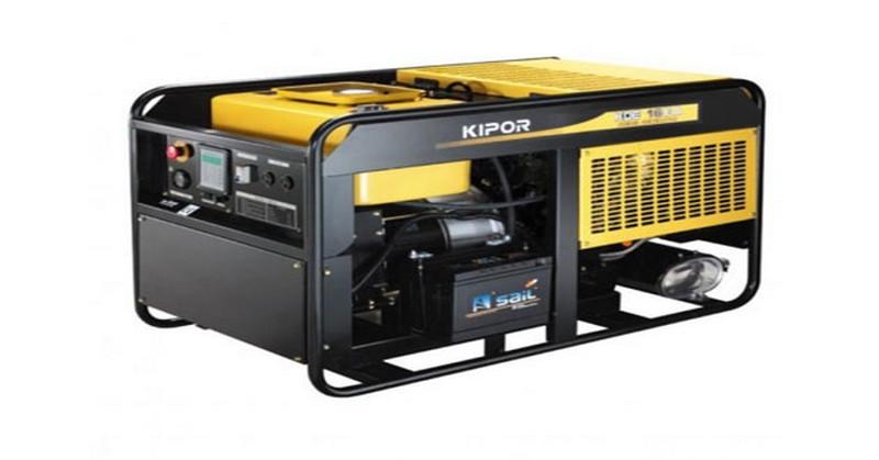 дизельный электрогенератор фото