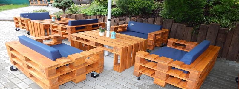 Садовая мебель своими руками: идеи самостоятельного изготовления