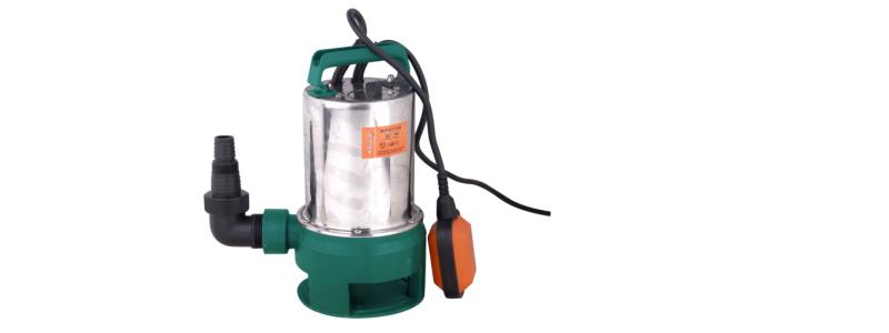 Дренажный насос для грязной воды: полезный помощник на даче