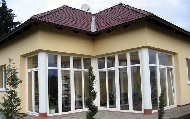 пластиковые окна для дачи фото