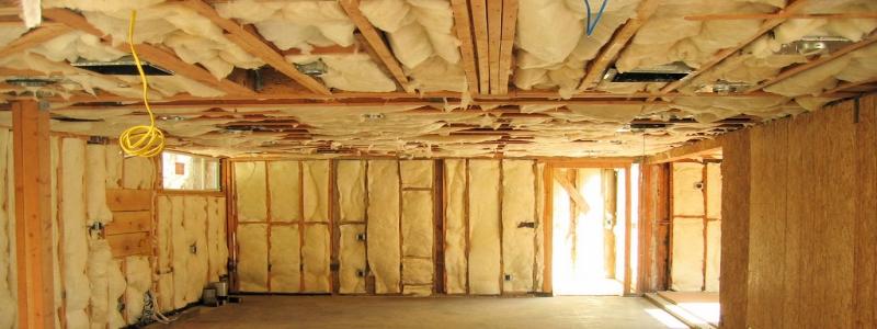 Как утеплить дом изнутри: энергосбережение дачного домика