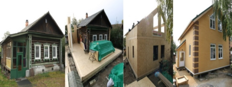 Реконструкция дачного дома: зачем она нужна и как это сделать правильно