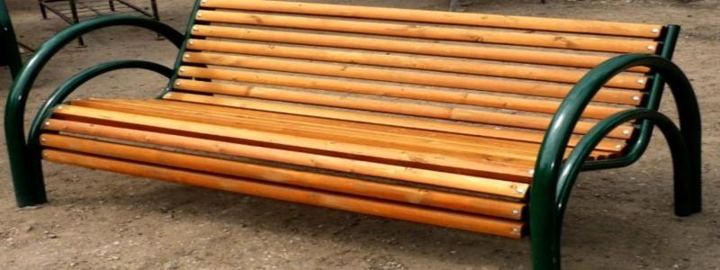 Садовая скамейка: идеи для вашей дачи