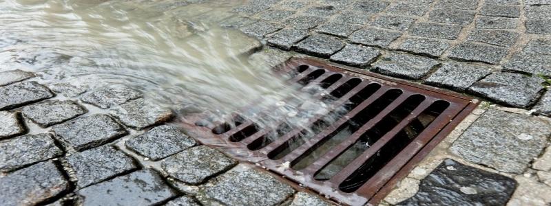 Дождевая канализация: устройство и монтаж своими руками на даче