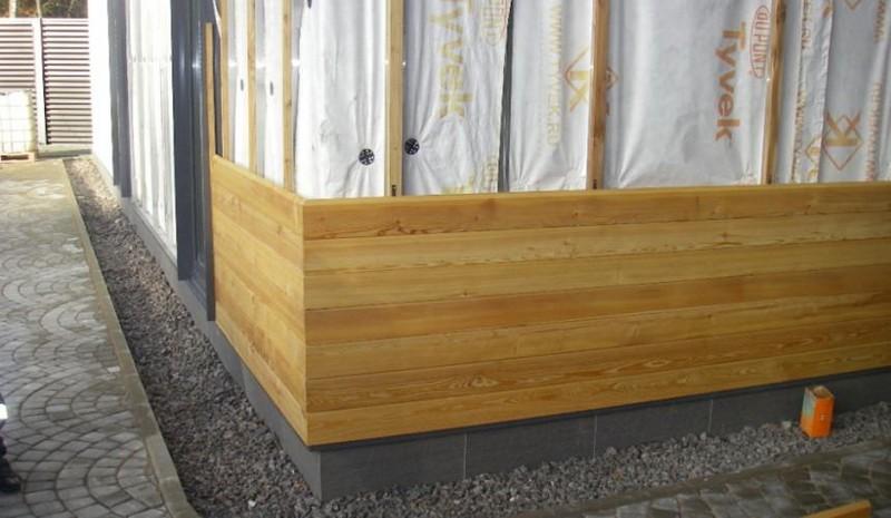 деревянный сайдинг своими руками фото
