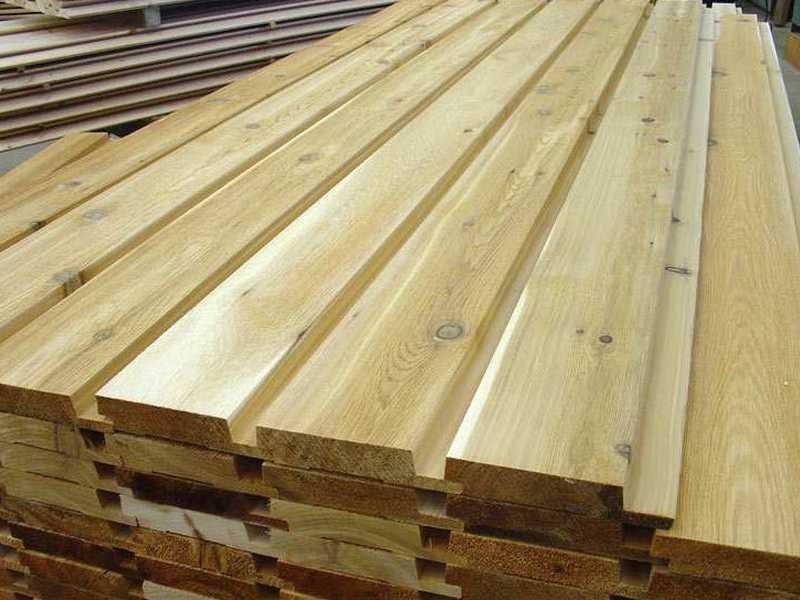 виды деревянного сайдинга фото