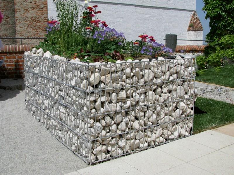 забор для палисадника фото