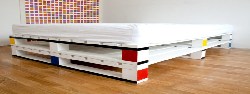 Как сделать кровать своими руками: самые доступные технологии