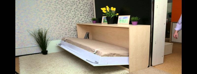 Кровать трансформер своими руками: принцип изготовления