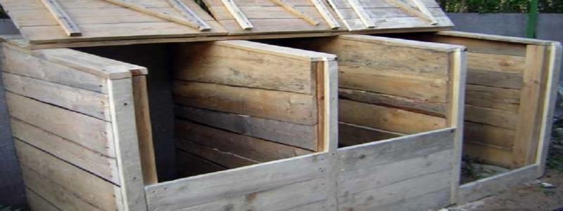 Ящик для компоста своими руками: самостоятельное изготовление