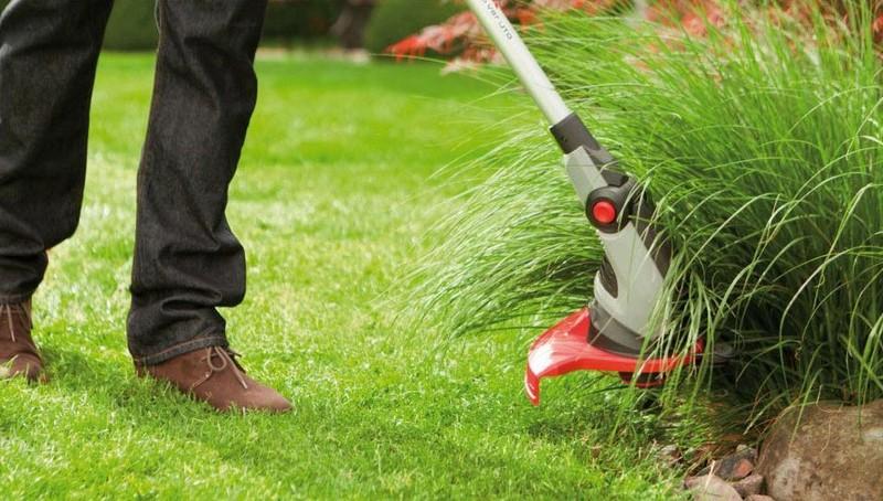 как правильно выбрать триммер для травы фото