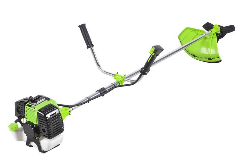 как выбрать электрический триммер для жесткой травы фото