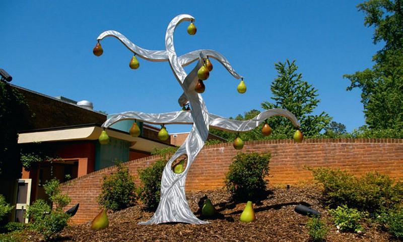 садовая скульптура из бетона фото