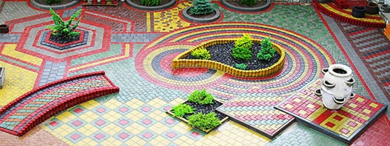 Изготовление тротуарной плитки своими руками: особенности процесса