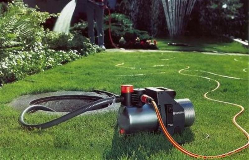 насос для откачки воды поверхностный фото