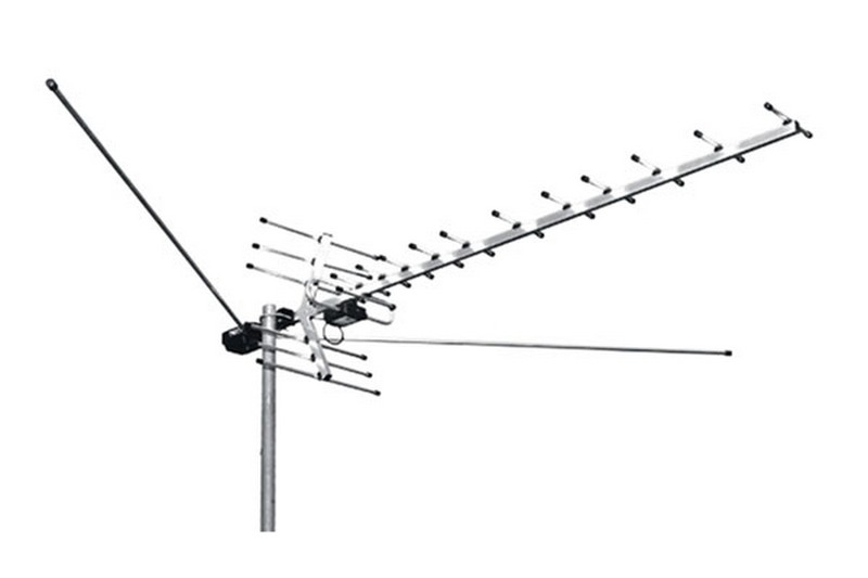 телевизионная антенна для дачи фото