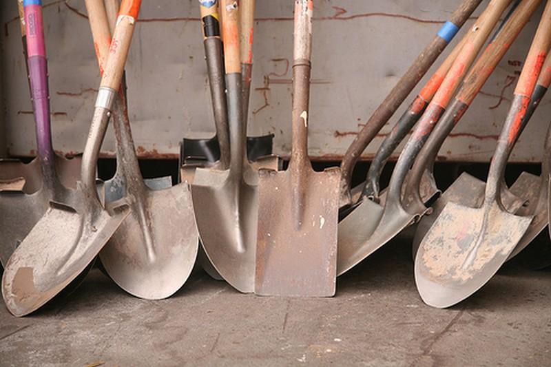 виды садовых лопат фото