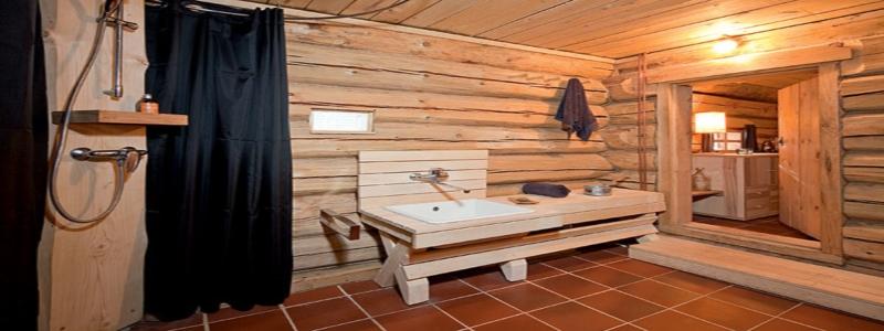 Внутренняя отделка бани своими руками: технологии и материалы