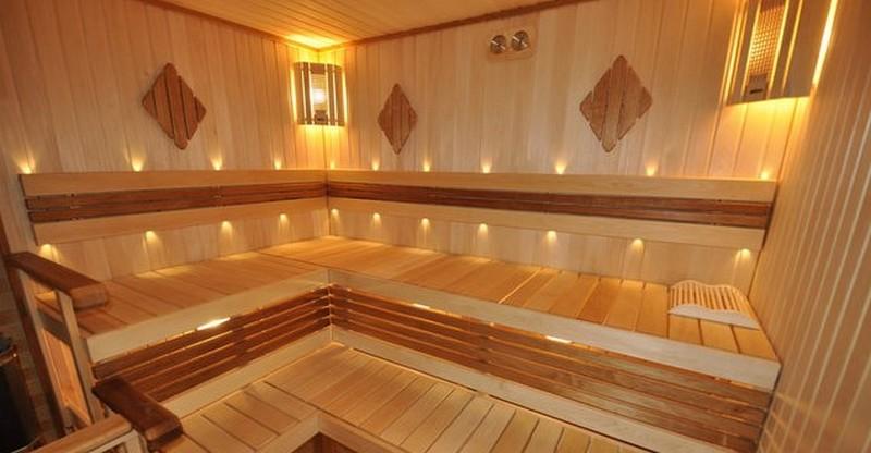 светильники для бани фото