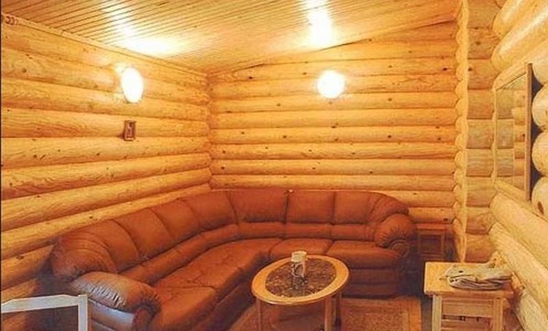 светодиодные светильники для бани фото