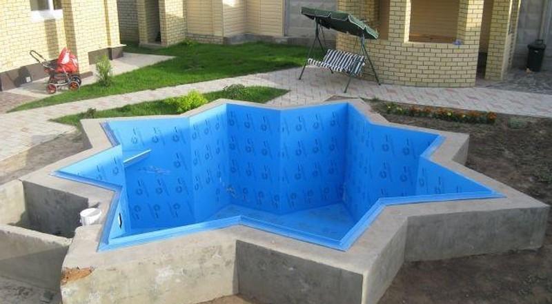 пластиковые бассейны из полипропилена фото