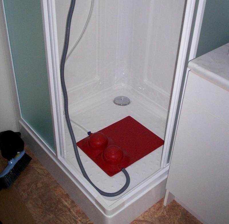 душ педальный топтун фото