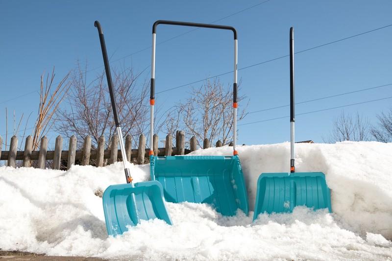 пластиковые лопаты для уборки снега фото