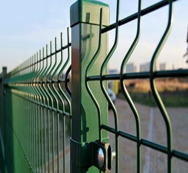 забор из сетки гиттер фото