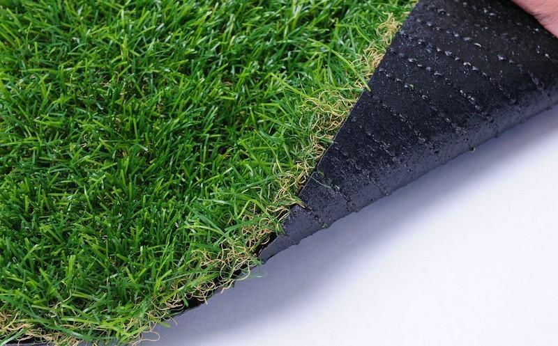 искусственная трава газон фото