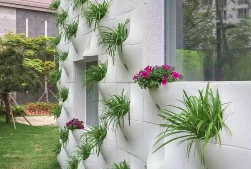 украшение дома цветами фото