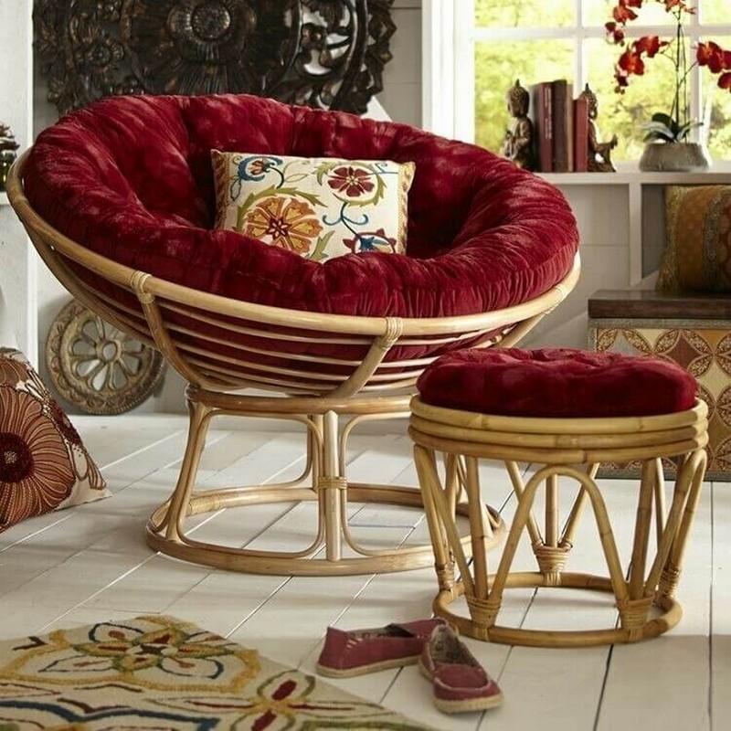 набор с креслом папасан фото