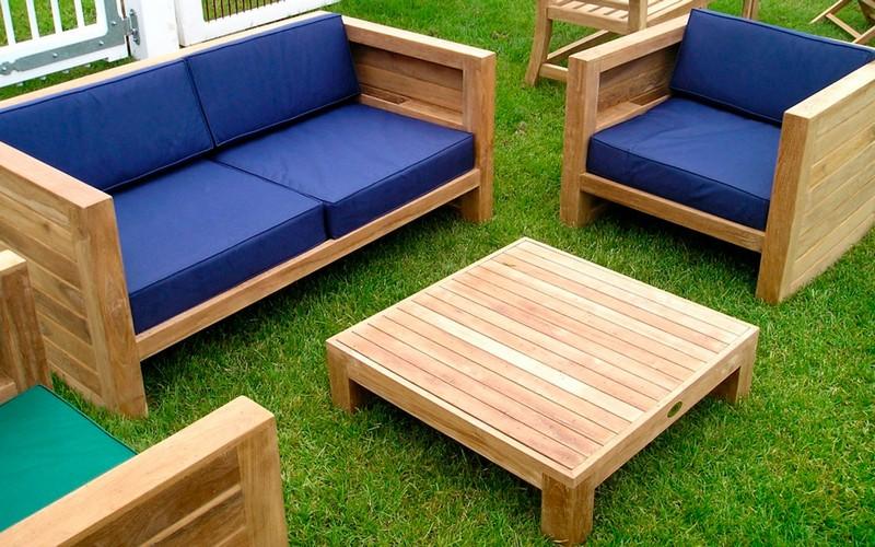 деревянные кресла для дачи фото
