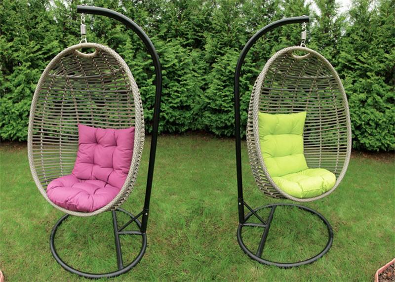 подвесное кресло для дачи фото