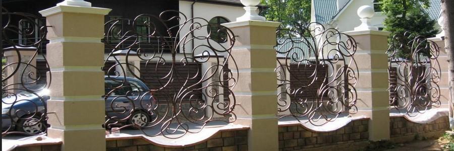 Прозрачный забор: сравниваем четыре варианта