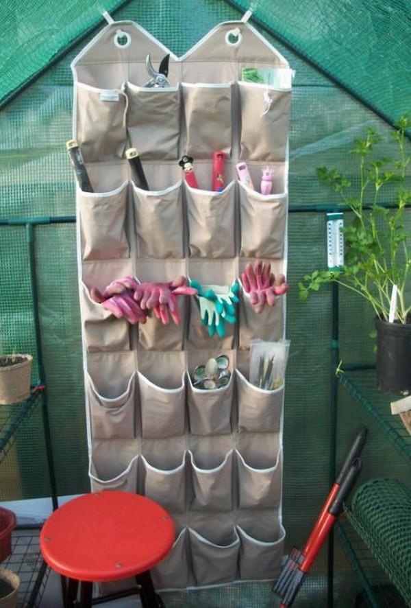 органайзер для садовых мелочей фото