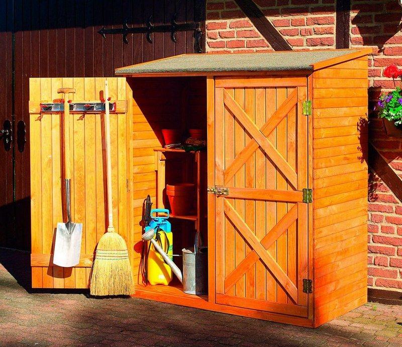 шкаф для хозяйственного инвентаря фото